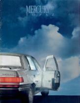 1989 Mercury Topaz