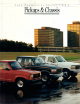 1992 Ford Pickup-Chassis